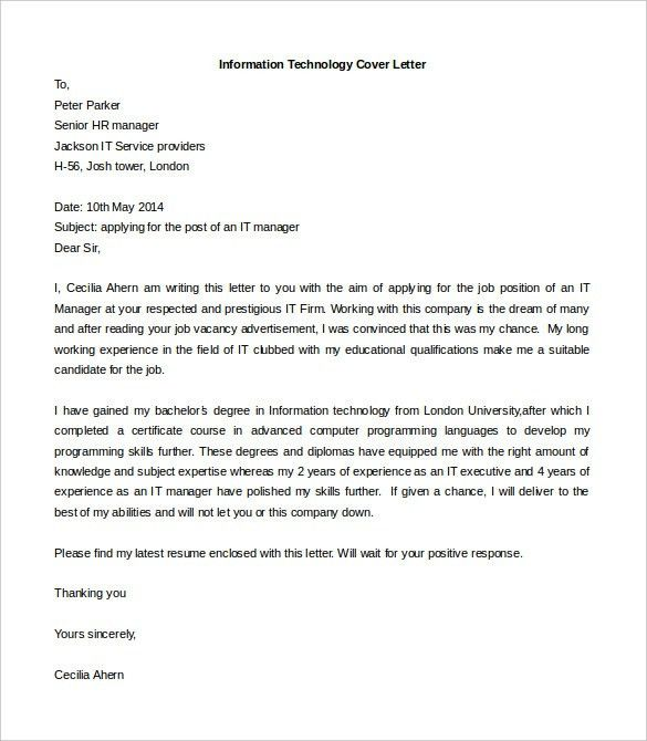 Download Word Cover Letter Template | haadyaooverbayresort.com