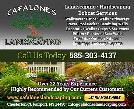 Cafalone's Landscaping - Landscaping - Macedon, NY - Phone Number ...