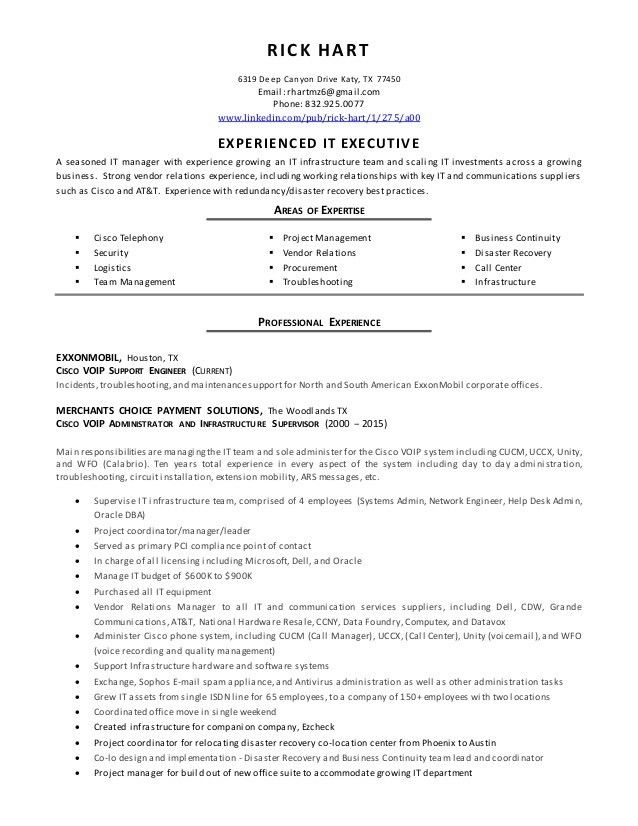Download Cisco Voip Engineer Sample Resume | haadyaooverbayresort.com
