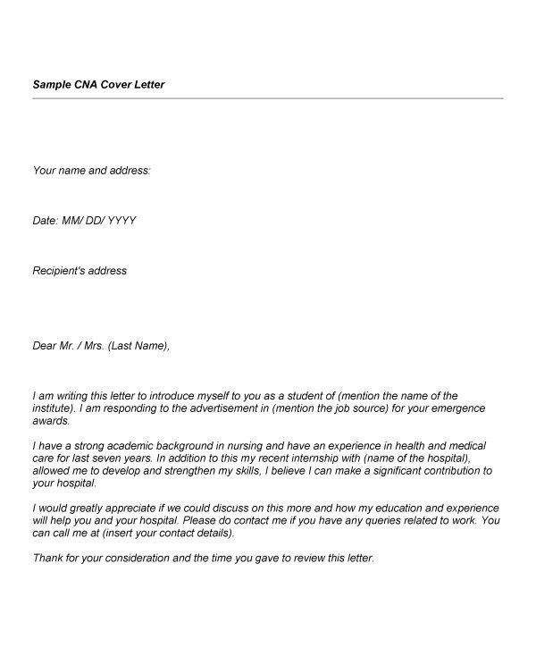 create my cover letter. cover letter homey inspiration cna resume ...