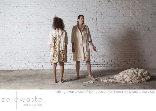 socially conscious fashion and art -