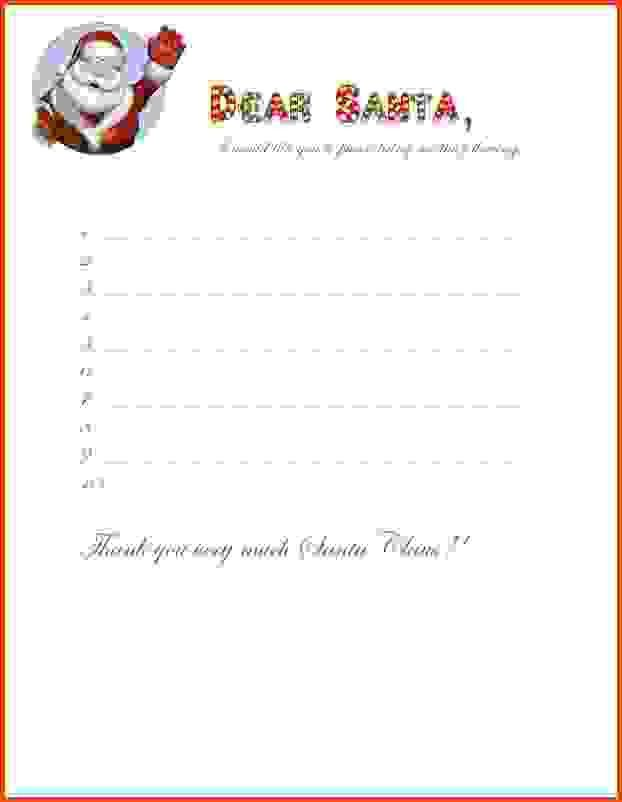 Christmas List Template.kids Santa List.jpg?1376526076 ...