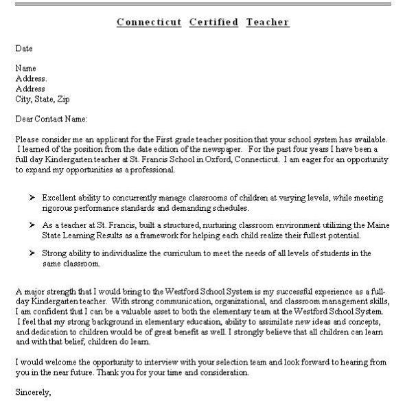 Cover Letter Examples For Resume. Cover Letter Template Lists And ...