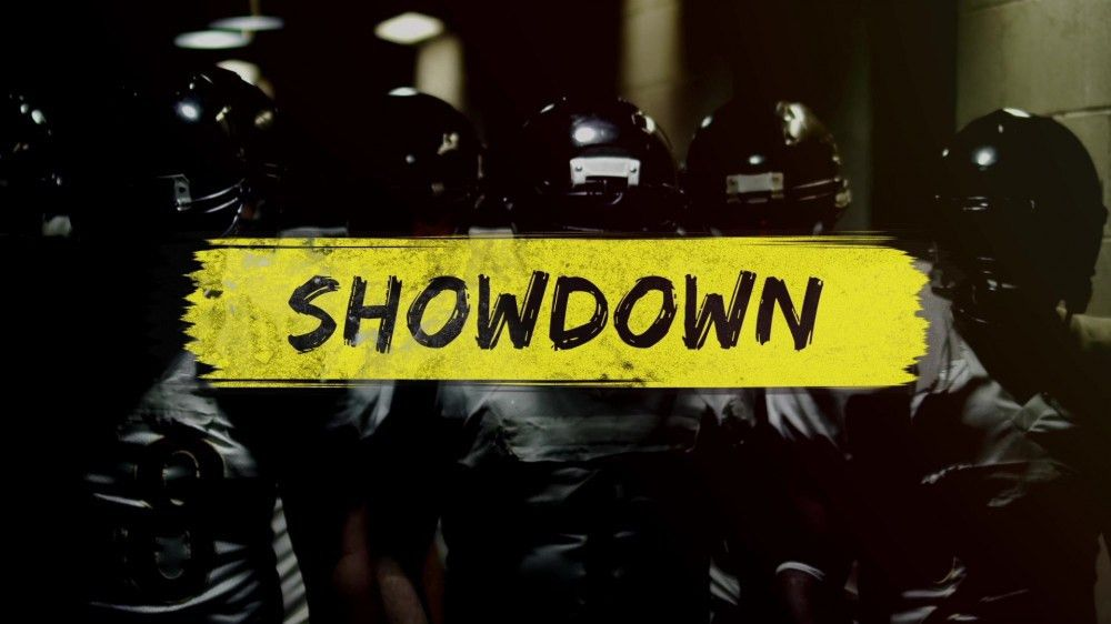 Showdown: Gritty Slideshow - After Effects Template