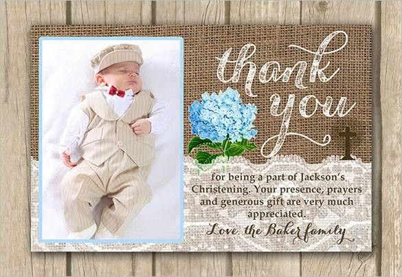 105+ Thank You Cards – Free Printable PSD, EPS, Word, PDF ...