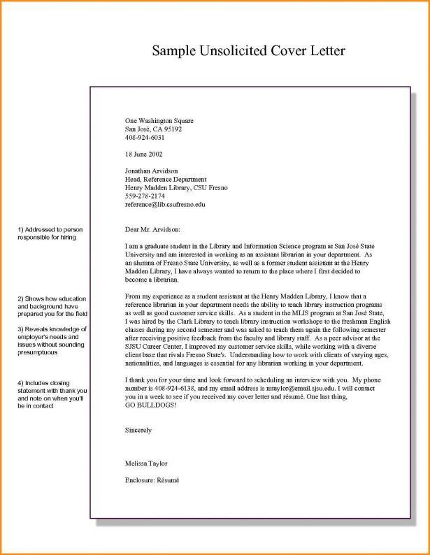 Cover Letter : Basic Job Application Template Library Resume ...