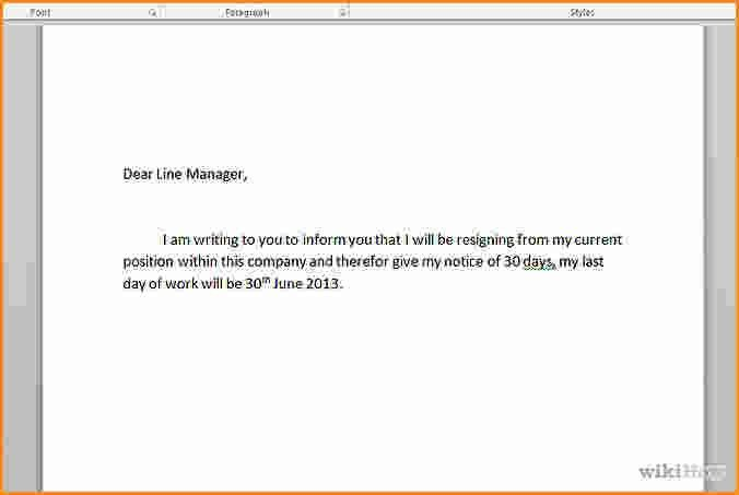 7+ google resignation letter samples | Invoice Template Download