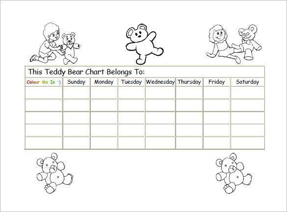 13+ Reward Chart Template - Free Sample, Example, Format Download ...