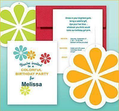 150+ Free Printable Birthday Invitation Card Templates   UTemplates