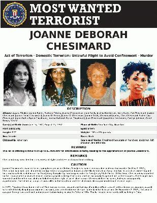 JOANNE DEBORAH CHESIMARD — FBI