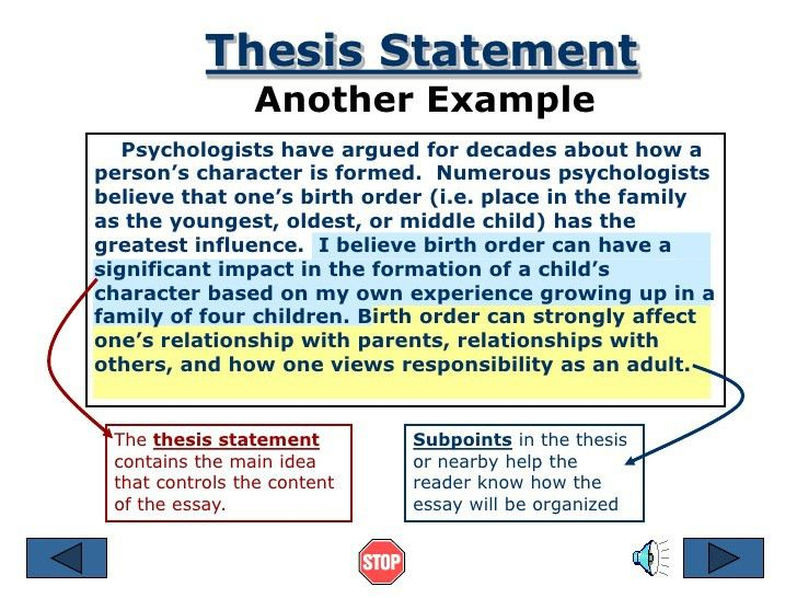 argumentative thesis statement example Argumentative thesis statement example at best essay writing service review platform, students will get best suggestions of best essay writing services by expert reviews and ratings.