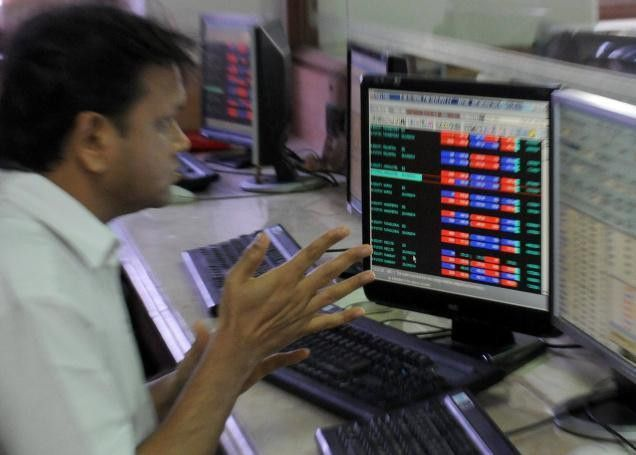 Sensex ends marginally down as RBI keeps repo rate unchanged ...