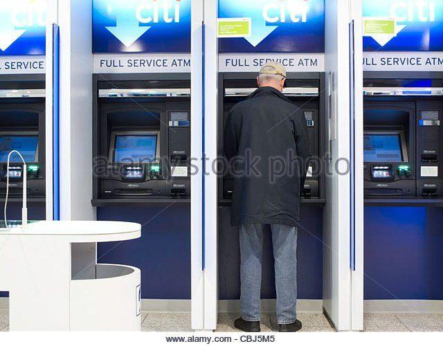 Citibank Atm Machine Stock Photos & Citibank Atm Machine Stock ...