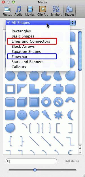 Basic Flowcharts in Microsoft Office for Mac | Mac Tutorials