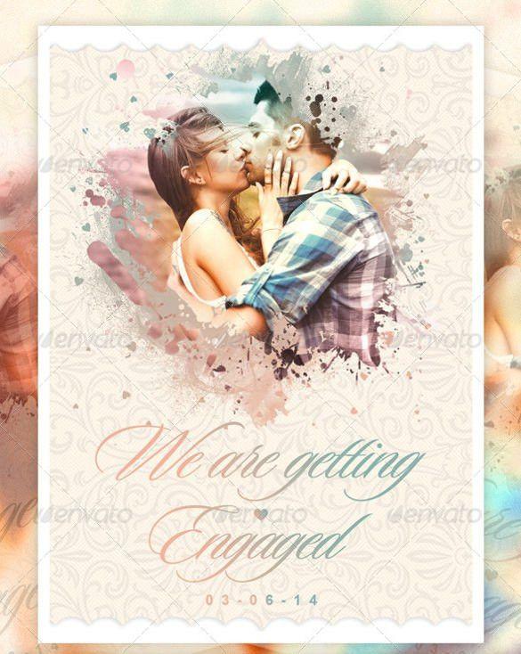 Photo Wedding Invitation- 16+ PSD, JPG, Indesign Format Download ...
