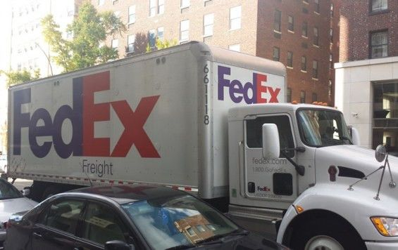 "Charlotte FedEx Freight drivers vote ""union yes ..."
