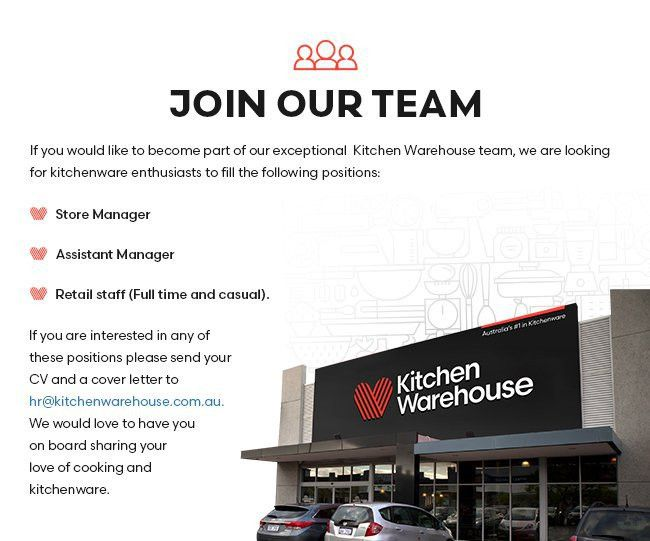About Kitchen Warehouse