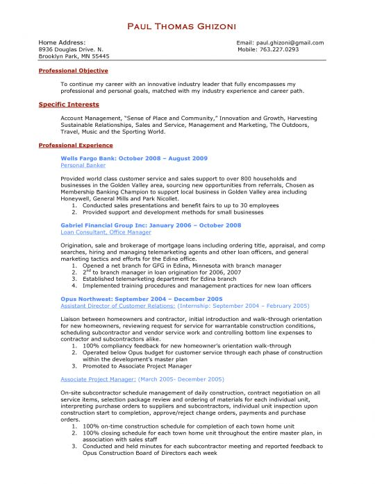 Administrative Resume | Free Resumes Tips