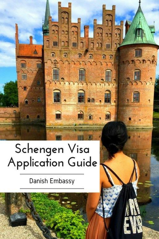Schengen Visa Application Guide - Danish Embassy