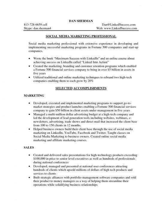 Dazzling Design Inspiration Social Media Manager Resume 3 Social ...