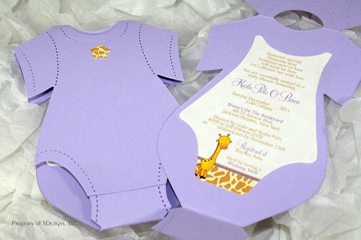 Diy Baby Shower Invites | THERUNTIME.COM