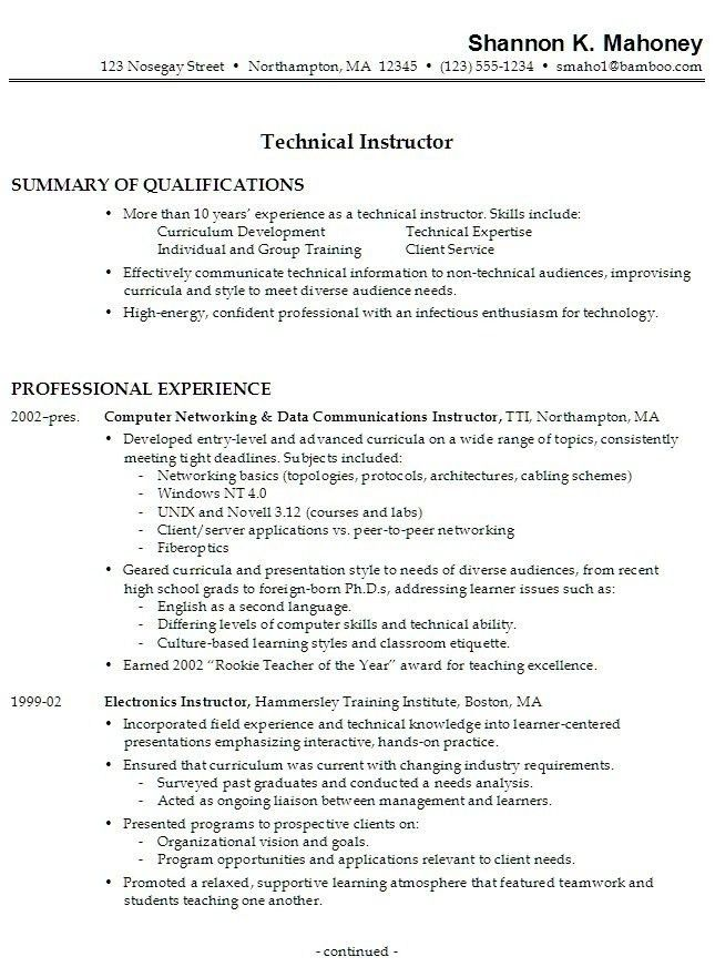 sample resume format job application resume format. jobs for ...