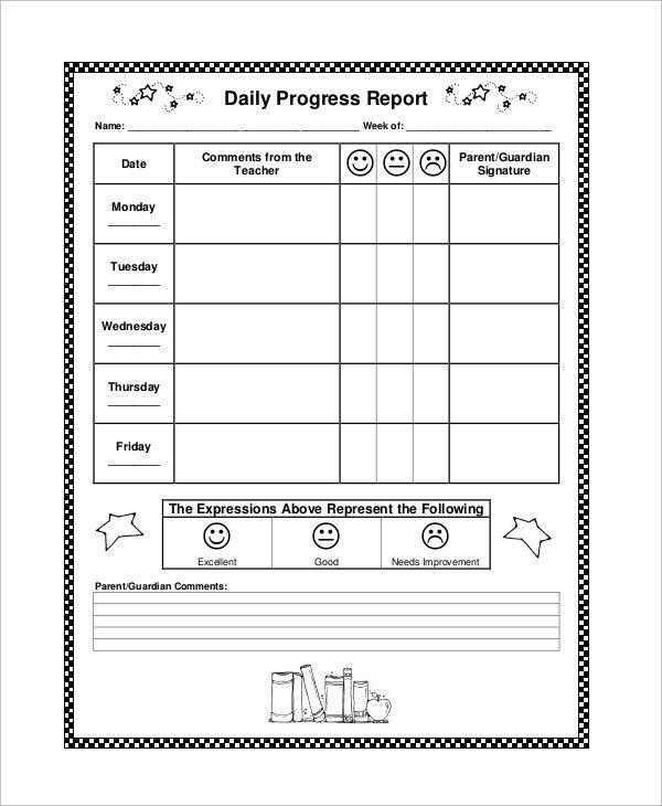 Sample Report - 44+ Examples in Word, PDF