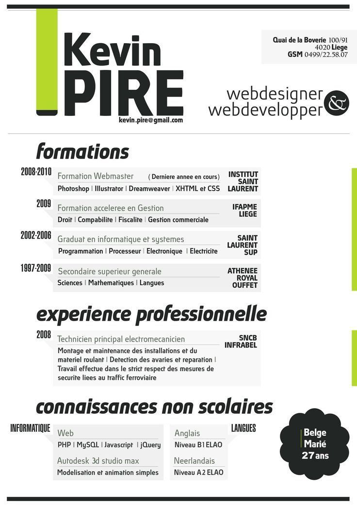 385 best CAREER - RESUMES & CV 3.0 images on Pinterest | Resume ...