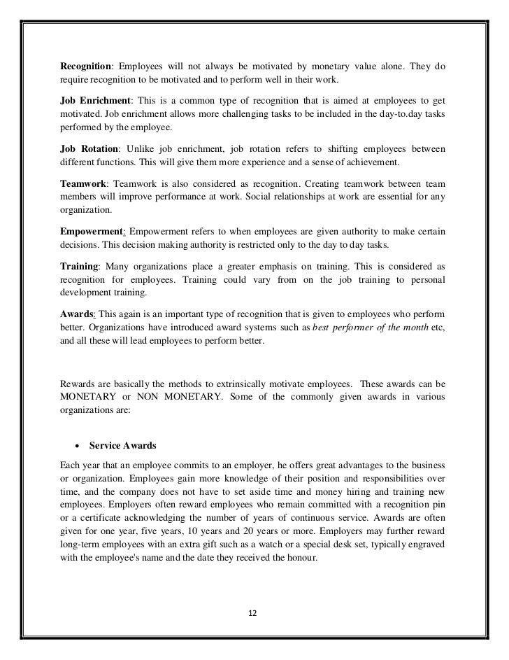 TCS - Reward System - Detailed Report