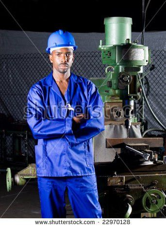African Factory Worker Stock Images, Royalty-Free Images & Vectors ...