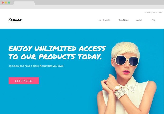 Free Subscription Website Templates and Themes by Cratejoy