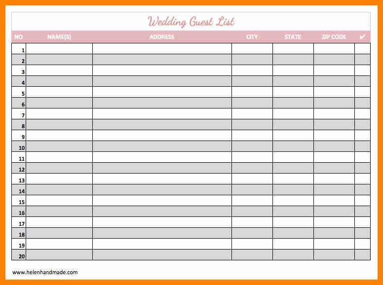 2+ birthday party guest list spreadsheet | catering resume