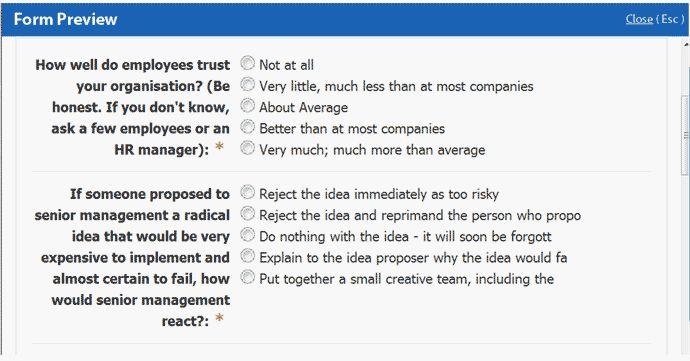 Online Survey Software for Business – Same-Page.com