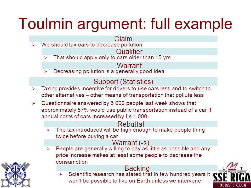 Arguments: creating & refuting (argumentation skills course) - ppt ...