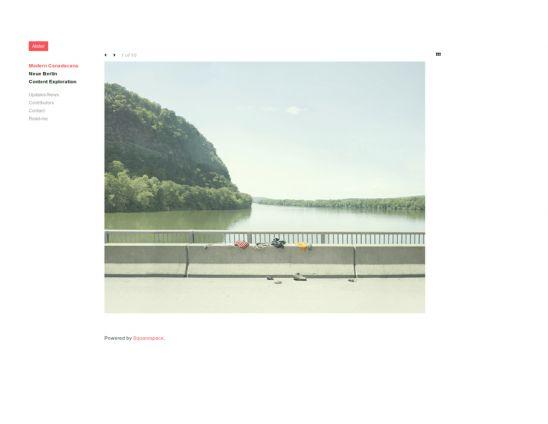 Atelier Squarespace Template Analysis - Using My Head