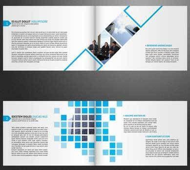 20+ Creative PSD Brochure Templates Free - DesignMaz