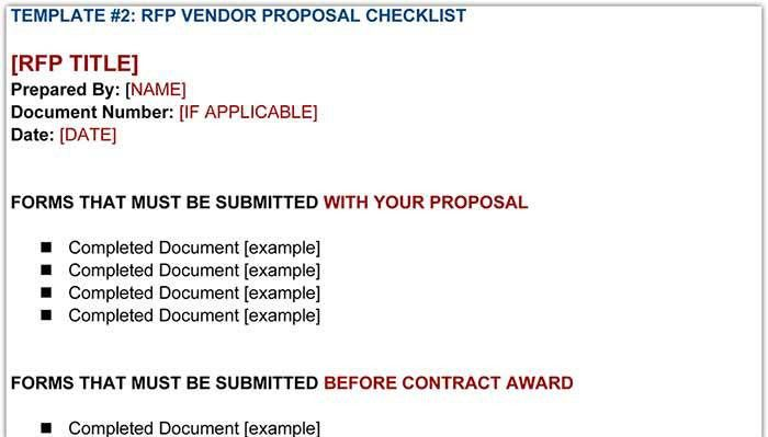 Rfp Template. 26 Whether Construction Rfp Template Doc Doc Rfp ...