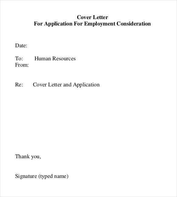 human resource cover letter examples. human resources information ...