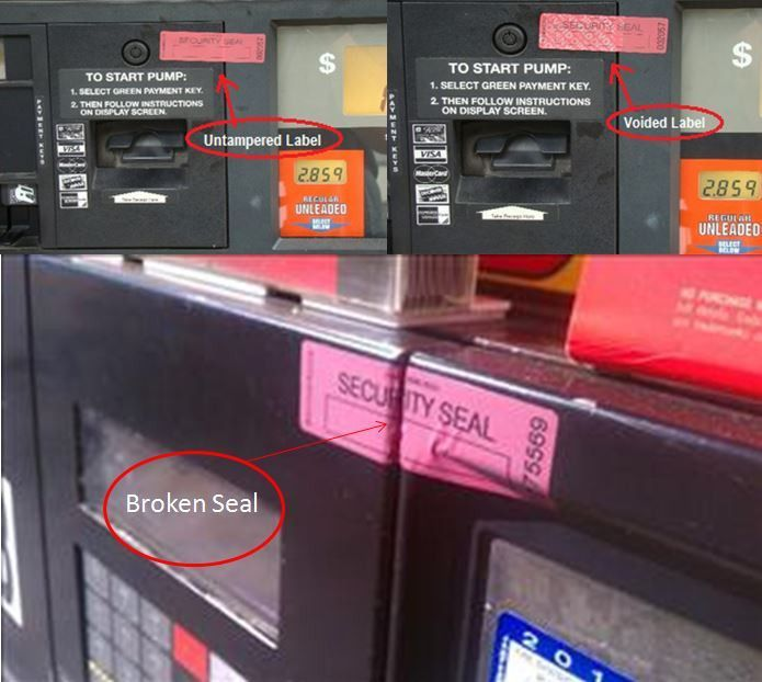 Ocala Post - Fourth credit card skimmer found