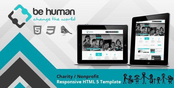 40+ Non-Profit Organizations HTML5 CSS Website Templates