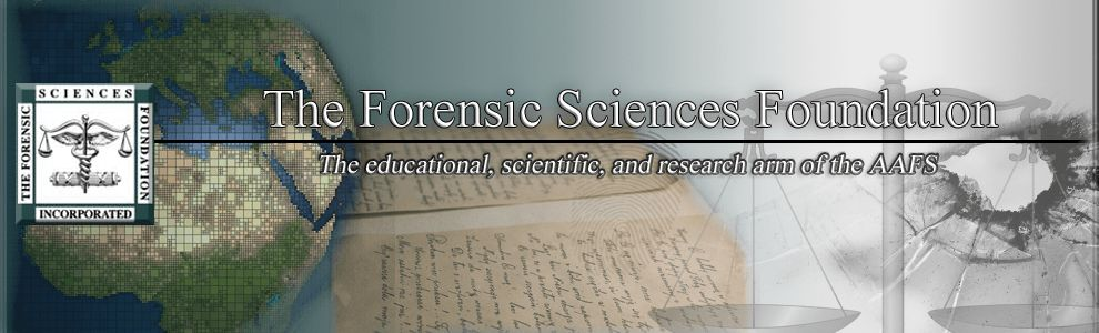 American Academy of Forensic Sciences | A professional society ...