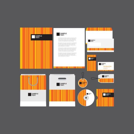 Modern Company Profile Template Vector | Free Vector Download In ...