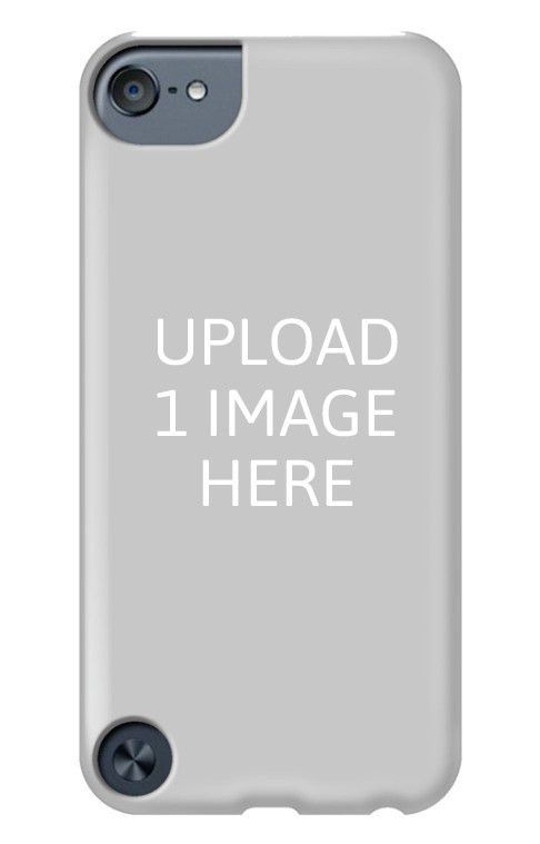 Personalised Ipod touch 5th gen case - template with 1 image