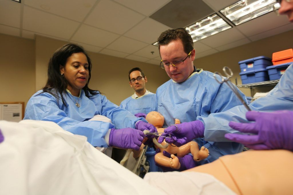 College of Medicine – Robot Mom Gives OB-GYN Students First ...