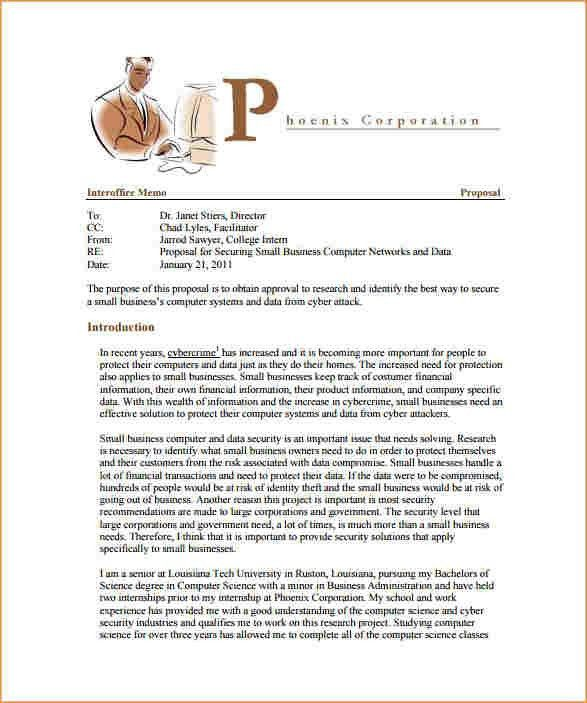 Business proposal template pdf - Business Proposal Templated ...
