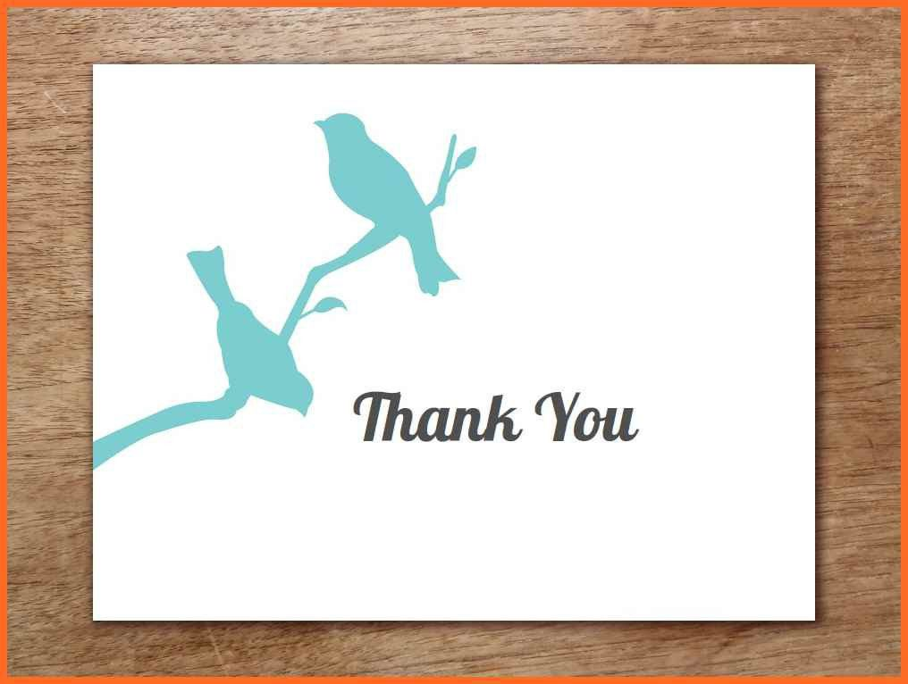 thank you card templates | soap format