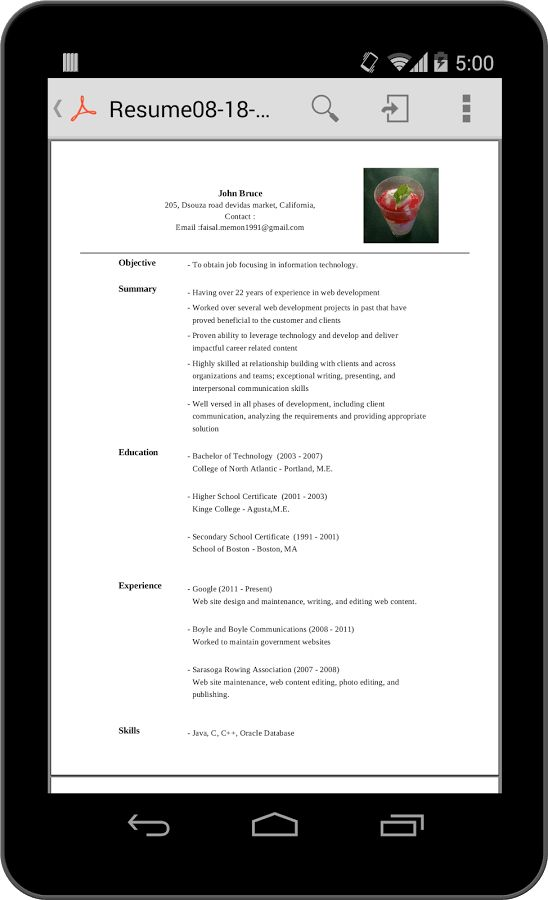 Super Resume Builder helps to make resumes on mobile, crosses 250k ...