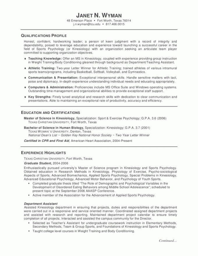 sample graduate resume sample student resume for college application