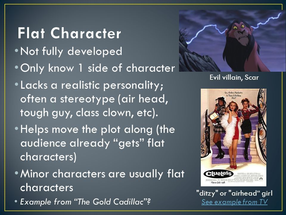 Character Analysis in Short Stories - ppt video online download