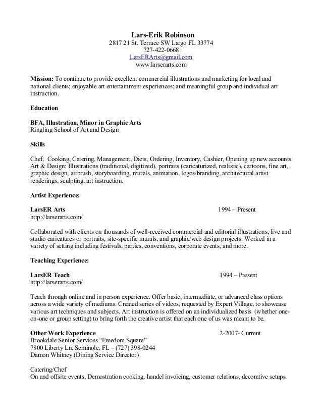 Burger King Cook Resume - Corpedo.com